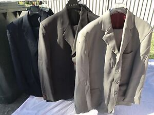 Business Suits and Shirts Kings Langley Blacktown Area Preview