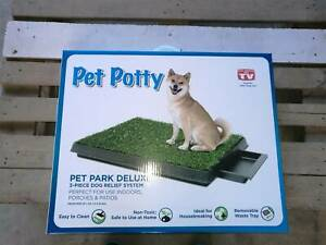 NEW Puppy Potty / Toilet - NEW IN BOX