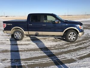 Trade for older truck 2010 f150 lariat