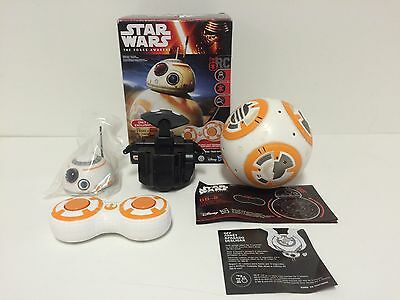 2015 Star Wars Force Awakens BB-8 Remote Control Droid Target Exclusive OPEN BOX