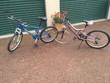Kent boys bike 24 inch plus 1girls bike free Derrinallum Corangamite Area Preview