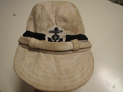 Japanese Navy HAT ,   WW II  _ Japanese Navy Cap  ,navy ,  Tropical Field Cap