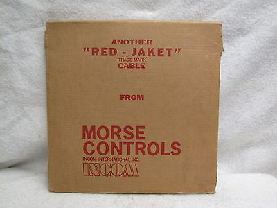 (Morse Control Cable OMC Type OS 302029-000-120.0 10FT)