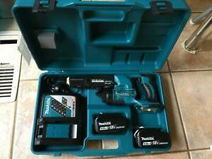 Makita 18V Plasterer collated Screwgun Kit