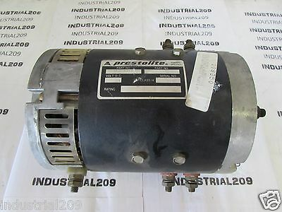 Prestolite Forklift Motor Mka 4011 24v New Surplus