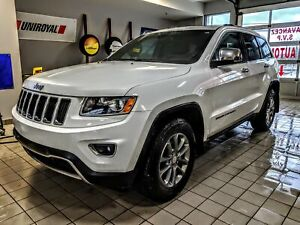 2014 Jeep Grand Cherokee Limited     CUIR GPS