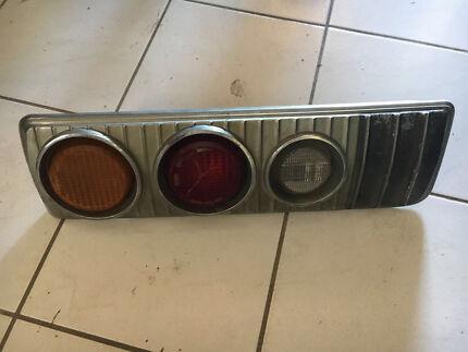 Mazda Rx3 rotary lhs tail lights.12a 13b