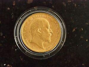 Gold sovereign 1905 - Sydney Mint Mosman Mosman Area Preview