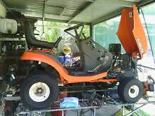 ride on lawn & push mower servicing & repairs Scarness Fraser Coast Preview