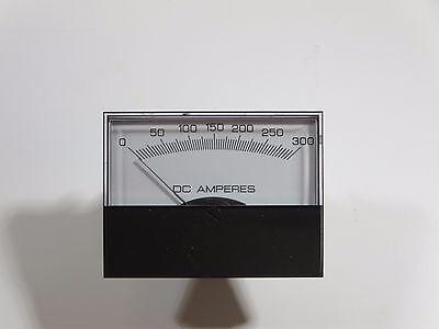 Yokogawa 260220mjmj9 Dc Voltmeter 0-7.5v 0-300 Dc Amperes 2000007338