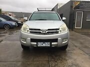 2009 Great Wall X240 SUV with rego RWC WARRANTY Melton Melton Area Preview