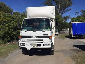 Tautliner Truck For Sale Kingston Logan Area Preview
