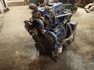 Perkins 4.41 Diesel Engine Runs Exc Rare Lm 4.1 1004 4-41 236 Massey Tractor