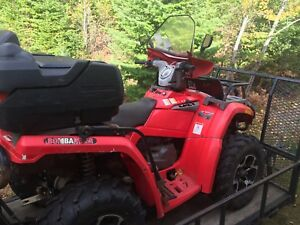 Atv  outlander 400cc