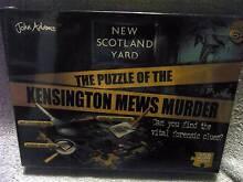 Puzzle & Game - New Scotland Yard - 250 pieces - Ages 8+ Carlisle Victoria Park Area Preview