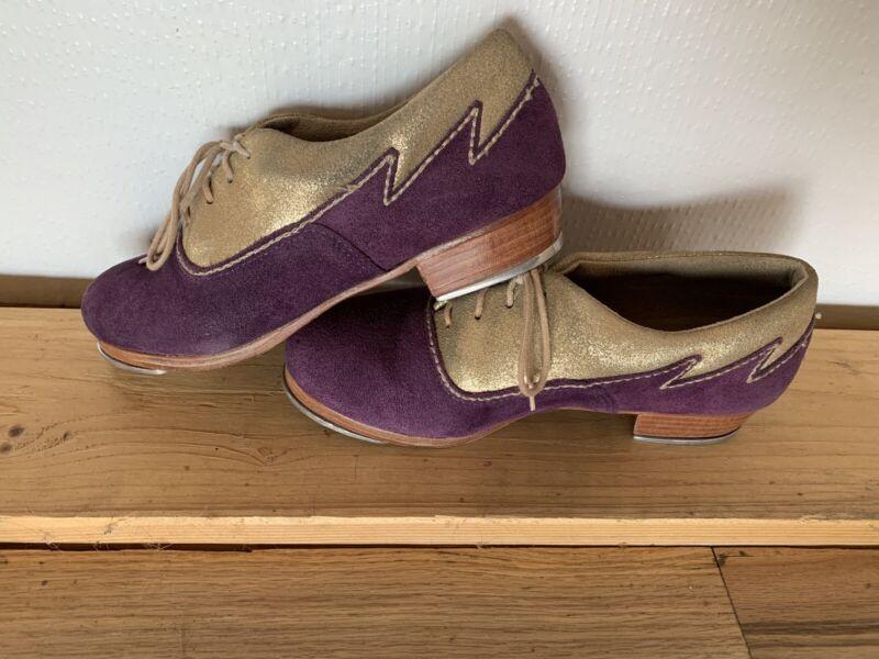 So Danca Tap Shoes 7 1/2