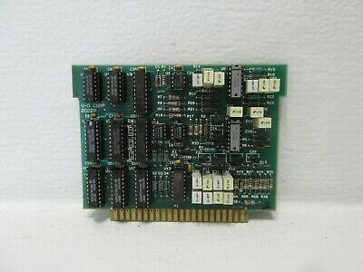 Unholtz-dickie U-d Corp 20229 Used Circuit Board Card 20229
