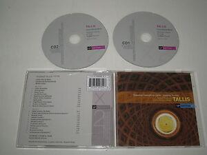 T-TALLIS-LATIN-CHURCH-MUSICA-A-PARROTT-TAVERNER-CONSORTVIRGIN-5-62230-22xCD
