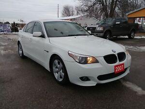2007 BMW 525i M Sport LOW KM !!CERTIFIED!!WARRANTY!!