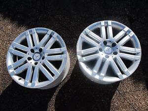 Genuine OEM 17inch Mercedes Wheels Gordon Ku-ring-gai Area Preview