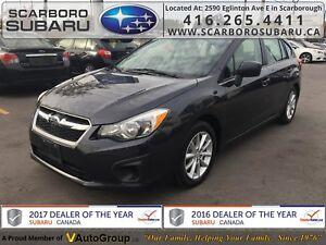 2014 Subaru Impreza 2.0i Touring PKG, FROM 1.9% FINANCING AVAILA