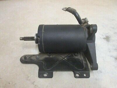 2013 VICTORY CROSS COUNTRY ABS ELECTRIC STARTER MOTOR STOCK OEM -4039