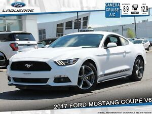 2017 Ford Mustang FASTBACK V6**CAMERA*BLUETOOTH*CRUISE*A/C**