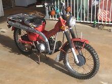 1982 postie bike 6volt Kingsthorpe Toowoomba Surrounds Preview