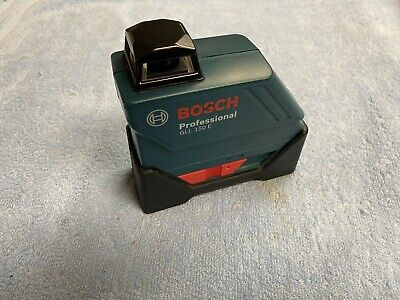 LASER ONLY, BOSCH PROFESSIONAL GLL 150 E ROTARY LASER LEVEL