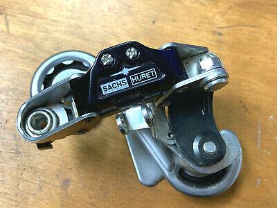 BX32 R1 HURET Svelto VINTAGE 70/'s Rear Derailleur Plastic Cover BLACK NOS