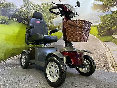 SPRING SALE EDEN ROADMASTER ALL TERRAIN MOBILITY SCOOTER - 4/8MPH
