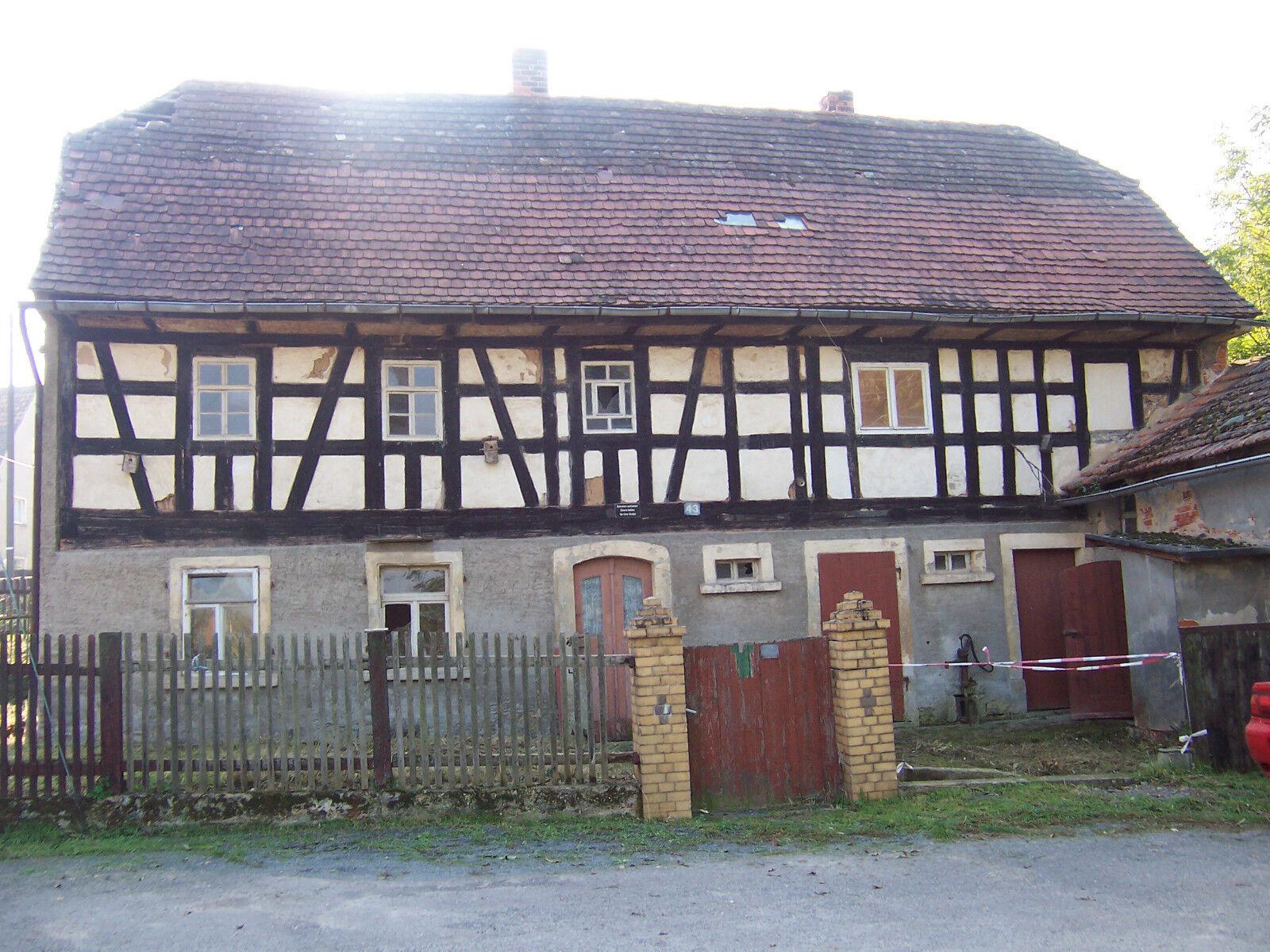 Baudenkmal Haus/Grundstück zu verkaufen; 4000 Euro
