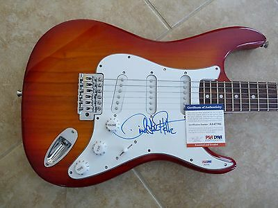 David Lee Roth Van Halen Signed Autographed Electric Guitar PSA Certified