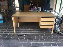 Desk with Drawers Harrington Greater Taree Area Preview