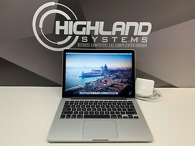 MACBOOK PRO 13 | RETINA | CORE i7 | 1TB SSD | 16GB | WARRANTY | OS-2017