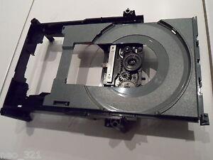 XBOX-360-Benq-VAD6038-64930c-DVD-Drive-bandeja-y-mecanismo-TOTALMENTE-FUNCIONAL