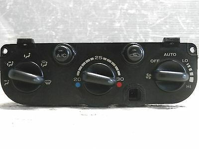 JDM SUBARU IMPREZA WRX GC8 GF8 1995 AC CLIMATE CONTROL RARE ITEM FACTORY OEM