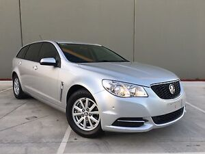 2014 Holden Commodore VF Evoke Silver LPG 6 Speed Sport Automatic Campbellfield Hume Area Preview