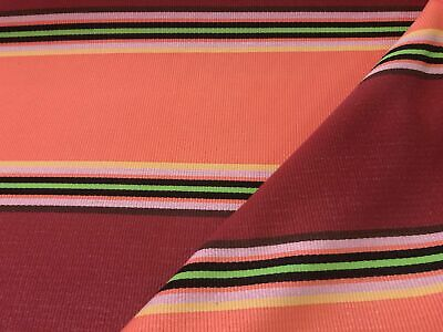 Over 1 Yard Donghia Lifeguard Sunbrella Outdoor Fabric / Mix