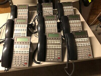Nec Dsx 40 Or 80 22 Button Business Phones