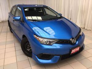 2016 Toyota IM 2DR HB CVT: Back up camera