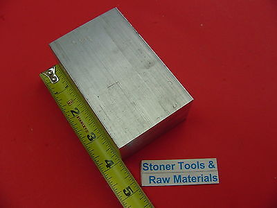 1-12 X 2-12 Aluminum 6061 Flat Bar 4 Long T6511 New Solid Mill Stock