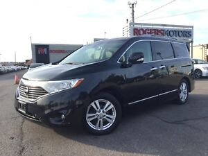 2011 Nissan Quest SL - LEATHER - ROOF - DVD - POWER DOORS
