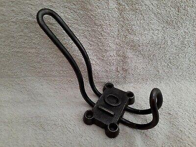 Victorian Iron Coat Hook