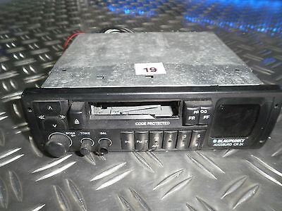 Blaupunkt Augsburg CR 24 Kassettenradio Radio