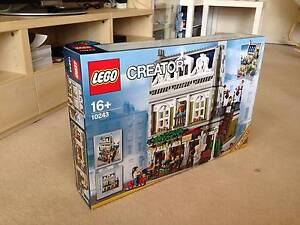 LEGO Modular 10243 Parisian Restaurant Brand New Sealed 30 off RR Hornsby Hornsby Area Preview