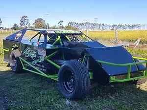 Amca speedway car Highfields Toowoomba Surrounds Preview
