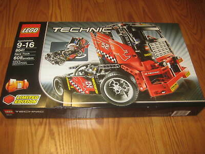 Lego 8041 Technic Race Truck - Brand New, Factory Sealed
