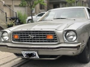 1976 Ford Mustang 2 classic /trade or buy