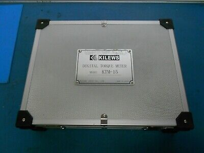 Kilews Ktm-15 Torque Digital Torque Tester Torque Meters